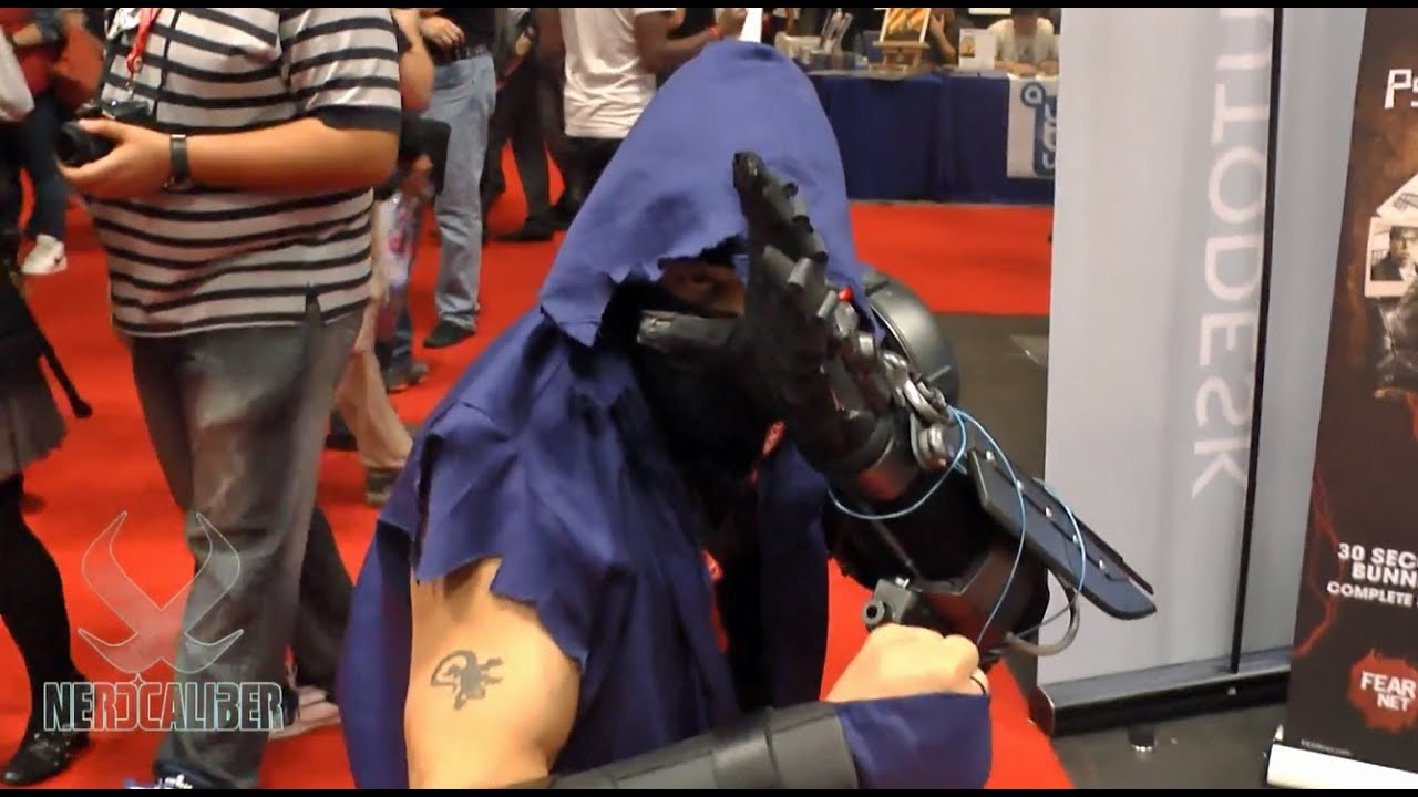 Yaiba Ninja Gaiden Z Cosplay At New York Comic Con 2013 Youtube