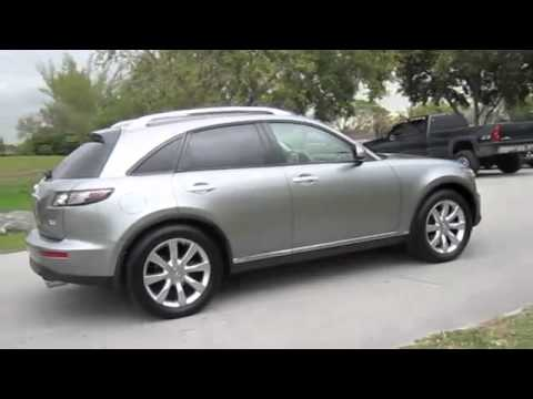 Nissan Suv For Sale >> 2008 INFINITI FX35 SPORT - FOR SALE BY OWNER - YouTube