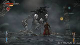 Castlevania   Lords of Shadow 2   Gorgon Boss Fight 1080p HD