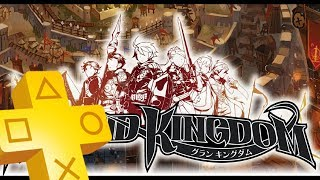 Grand Kingdom PS PLUS February Free Game Until March 2018