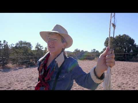 FREE FILM : USA ~ THE PHOTOGRAPHERS : Evalyn Bemis For Santa Fe, NM