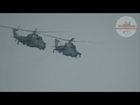 Авиация НАТО прилетела