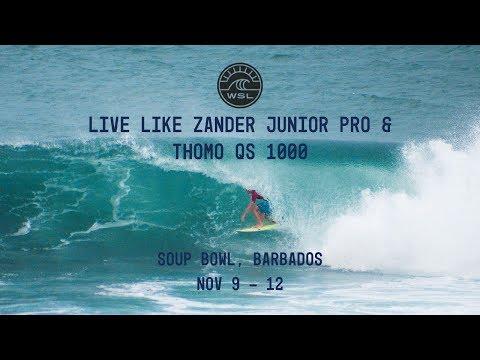 Live Like Zander Junior Pro & Thomo QS 1000 - Day 4