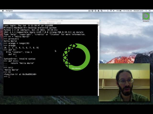 Installing Anaconda iPython Jupyter Notebook on macOS X - Naijafy