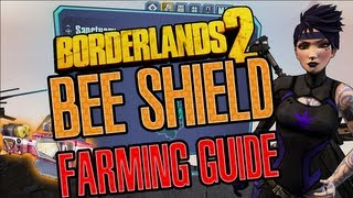 Borderlands 2 PC Bee shield farming guide