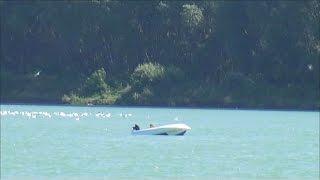 видео В Темиртау подростки угнали водный мотоцикл, один из них утонул