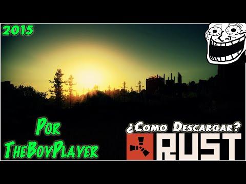 Rust PC Torrent Download - Games Torrents