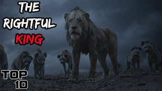 Top 10 Scary Lion King Theories - Part 2