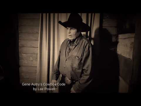 gene autry s cowboy code vs weinstein s five contemporary principles Posts about harvey weinstein ethics train wreck written by jack marshall  this is the power of a contemporary mass shaming  gene autry's cowboy code.