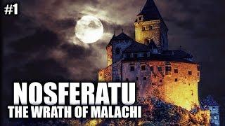 NOSFERATU: The Wrath of Malachi #1 [HD+] - Schmerzhafter Empfang | German Gameplay