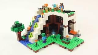 лего LEGO MINECRAFT-2 анима фильм