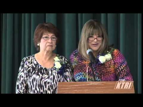 Zeferino Farias Elementary School Dedication Ceremony - Part 2