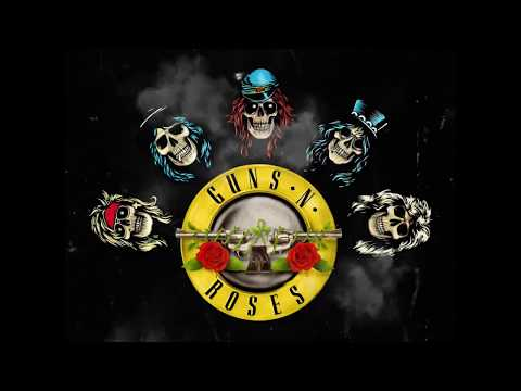 Guns N' Roses – Appetite For Destruction 2018 (official Playlist Generator)