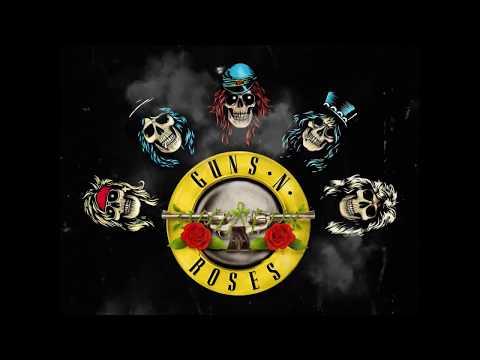 Guns N' Roses – Appetite For Destruction 2018 (official Playlist Generator)