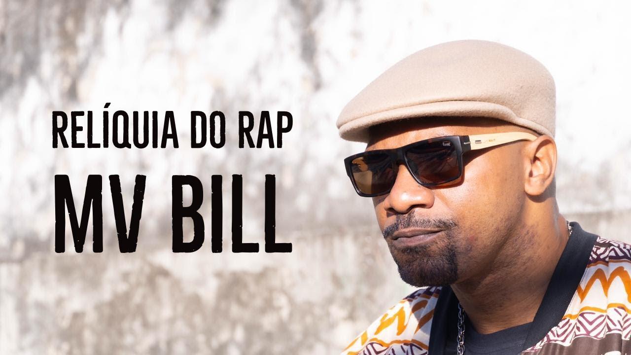 MV BILL - Relíquia do Rap (Prod. Mortão)