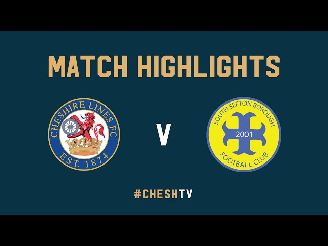 South Sefton BC 2-3 CLFC