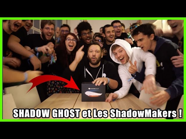 SHADOW GHOST et Les ShadowMakers !