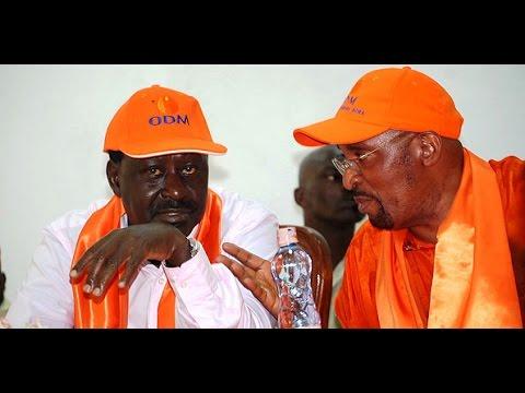 Senator Dan Mwazo officially announces his defection to Jubilee