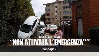 Nubifragio Livorno, l'assessore Fratoni: