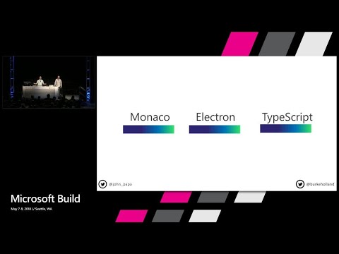 Visual Studio Code Can Do That: Tips & Tricks : Build 2018