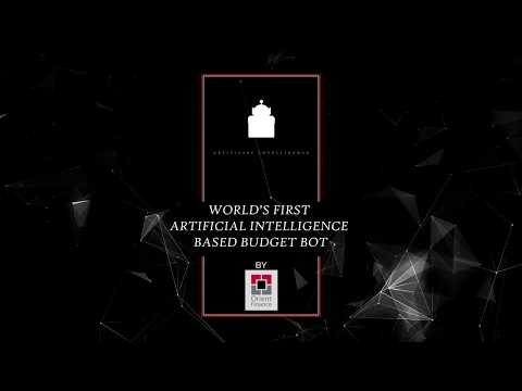 Orient Finance - Budget Bot