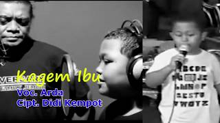 Gambar cover #Terbaru# Trending Voc. ARDA _ Judul Lagu KAGEM IBU Cipt. Didi Kempot ( Versi Audio )?/Rekaman ke- 2