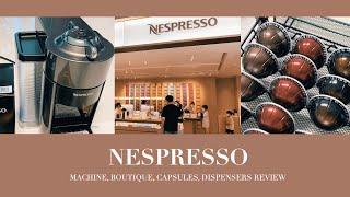 [리뷰] ENG) 네스프레소 버츄오 커피머신 핵이득 직…