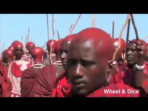 Maasai warrior ceremony Eunoto | nomadic tribe inhabiting southern