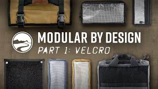 The BROG Design Philosophy - Modular By Design | Pt.1: Velcro