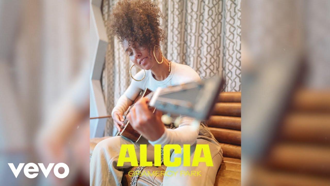 Alicia Keys - Gramercy Park (Visualizer)