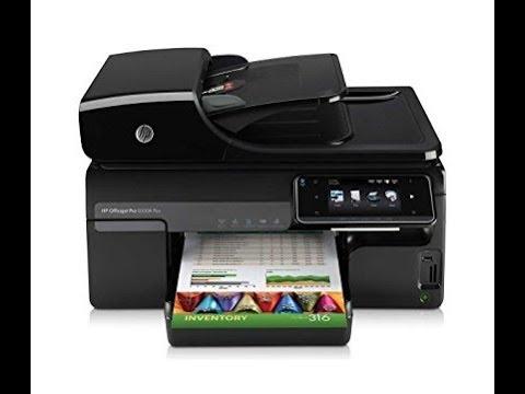 Hp Officejet 8500a Plus - Printhead Error-Not Printing- Error code 0060