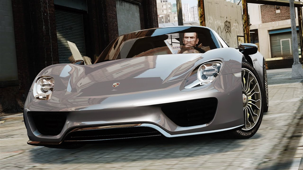 maxresdefault Wonderful Porsche 918 Spyder Engine sound Cars Trend