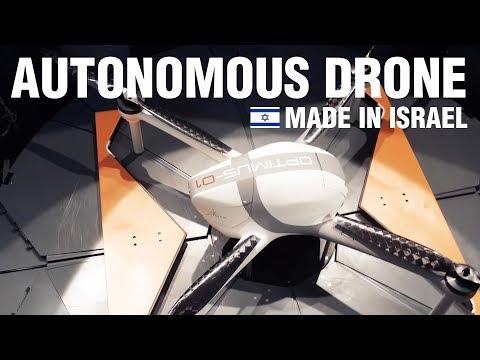 Airobotics - Autonomous Cars? Try Autonomous Drones! Episode 108