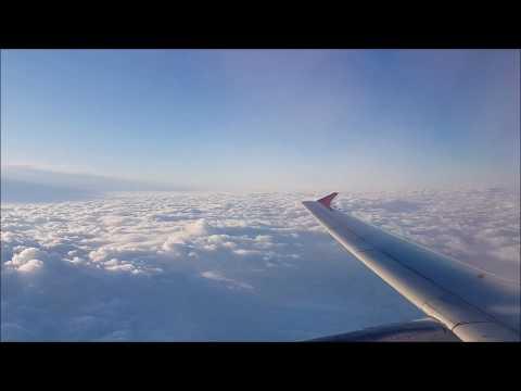TRIP REPORT | WIZZ AIR W61573 | Airbus A320-232 | Full flight Warszawa - Wilno (WAW-VNO)