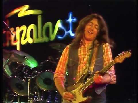 Rory Gallagher Rockpalast Maifestspiele Wiesbaden 1979 Full Concert