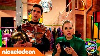 Cómo pasar desapercibido en los 80s | Krono Tips | Nickelodeon en Español