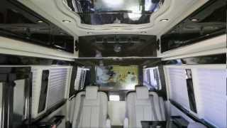 Mercedes-Benz Custom Executive Sprinter Van