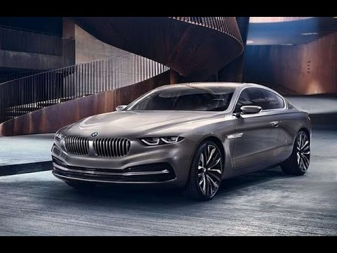 BMW 9-series ━ 2016 ━ review new design, changes, engine ...