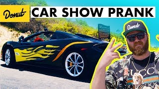 Cheap Mods on a Supercar Prank! | Donut Media