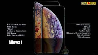 Apple unveils iPhone XS, XS Max thumbnail