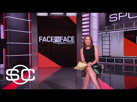The Best Of 'Face To Face' With Hannah Storm  ESPN