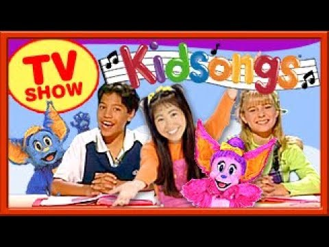 Kidsongs TV Show | Let's Work Together | Ants go Marching | Camp Songs | PBS Kids | Plus lots more!