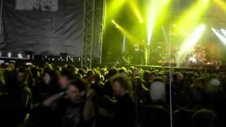 DEVILDRIVER GMM 2012 MOSHPIT!!!!
