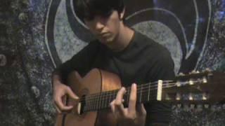"""Frou Frou """"Let Go"""" --- Solo Guitar"""