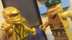 LEGO Ninjago: Golden Ninja VS Golden Ninja FINAL BATTLE!! (2013 VS 2019)