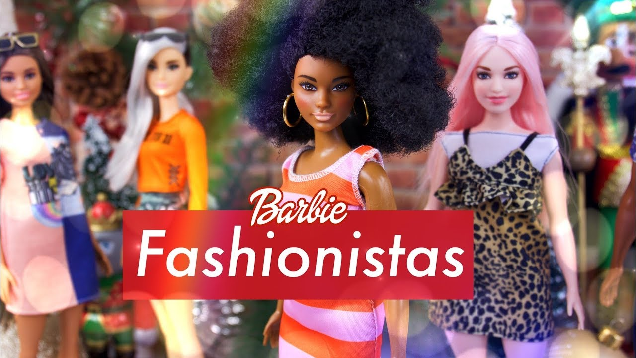 Unbox Daily: ALL NEW Barbie Fashionistas - Curvy | Petit | Tall | New Fashion & Accessories