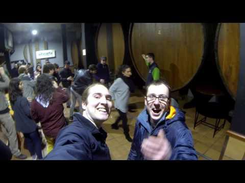A Sidrería (Cider House) Experience!