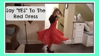"""Say """"Yes"""" To The Red Dress 