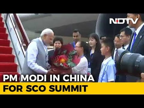 PM Modi Visits China For Second Time In 6 Weeks, Will Meet Xi Jinping Today