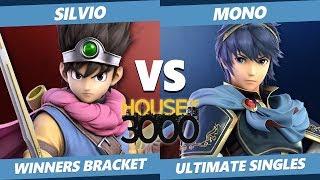 Smash Ultimate Tournament - Silvio (Hero) Vs. Mono (Marth) SSBU Xeno 190 Winners Bracket
